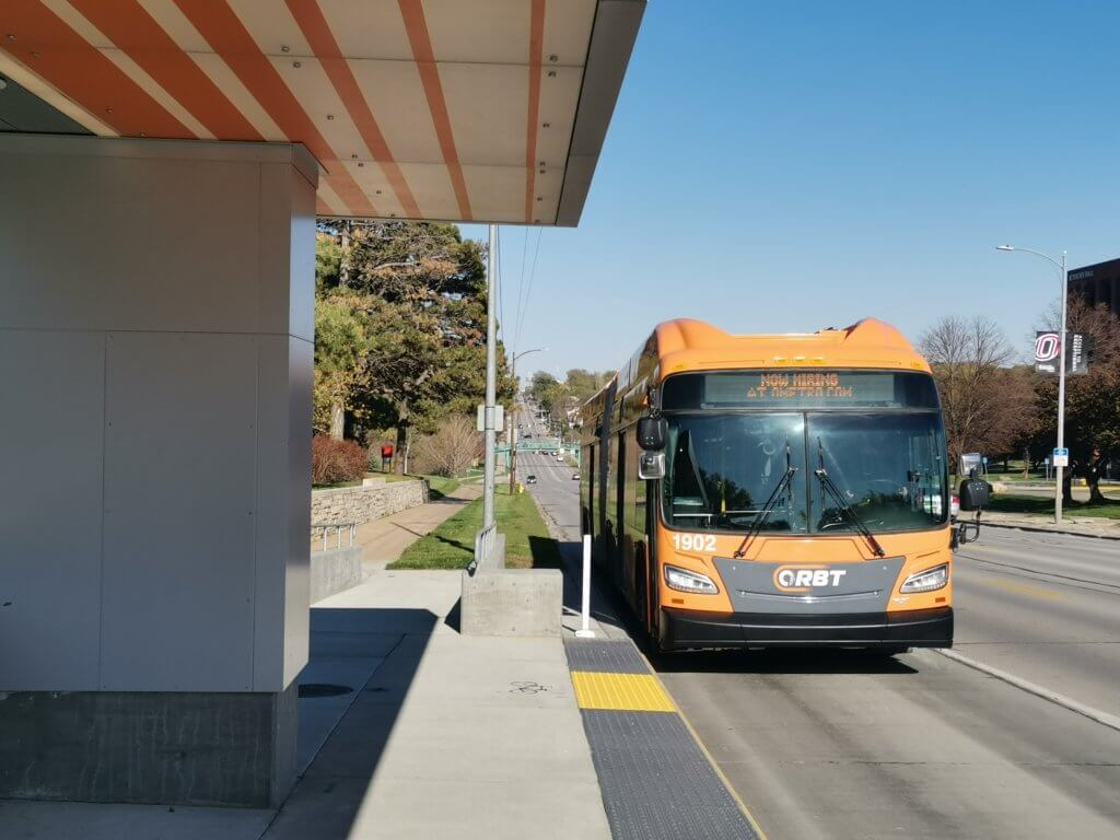 Omaha Speeds Up with Rapid Transit, but the City Has a Long Way to Go